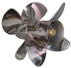 Stainless Steel Propellers, Boat Props, Marine Accessories   Hill Marine